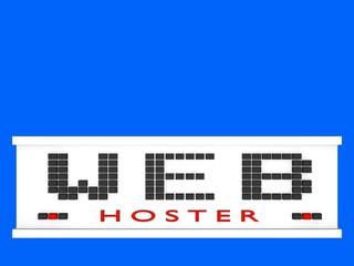 WEB HOSTER - 3D