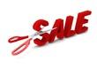 Cut sale