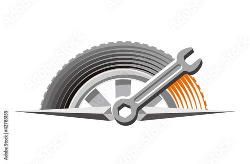 logo of auto repair shop