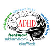 ADHD brain concept