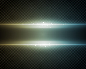 Abstract vector dark background