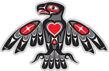 Eagle - Native American Style