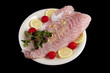 fillet of Nile perch