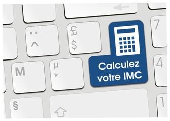 clavier calculez votre IMC