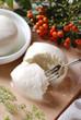 mozzarella di bufala campana freschissima - quattro