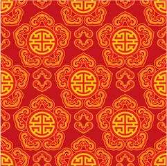 Oriental Seamless Tile
