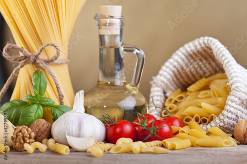 Preparing pasta with specific ingredients