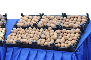 potato in market