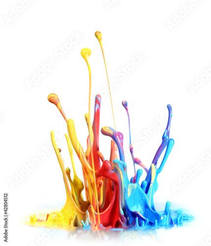 Paint splash - 42804512