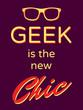Geek Poster