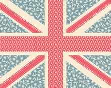Floral British Flag