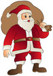 Santa Cartoon