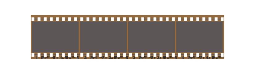Real Film Strip