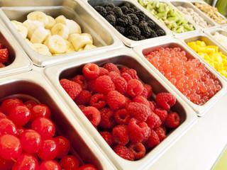 Frozen Yogurt Toppings