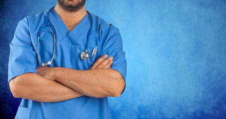 Blue Doctor
