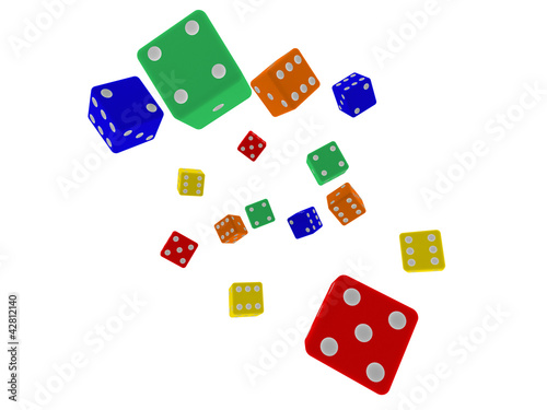 Fall of the dice