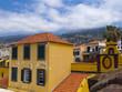 old castle in Funchal,