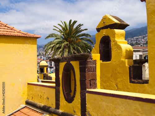 Fortaleza de Sao Tiago in Funchal