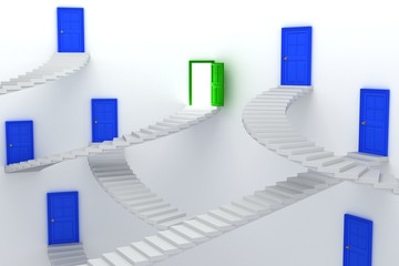 Stair of Hope