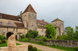 Chateau de Gevrey-Chambertin in the Bourgogne region