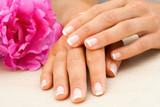 Fototapete Massage - Nagel - Füße / Hände
