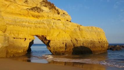 Algarve Strand vid 12 orig