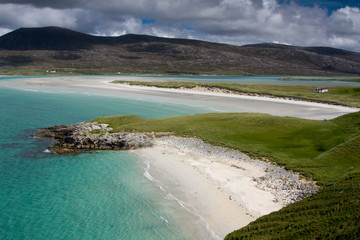 Seilebost, Harris,Western Isles of Scotland