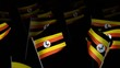 uganda_flag_crowd_3d_loopable