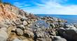Sardegna, scogliera