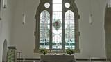 Tilt inside a church