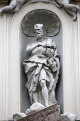 St. Peter the Apostle, Church of Saint Peter, Vienna,  Austria