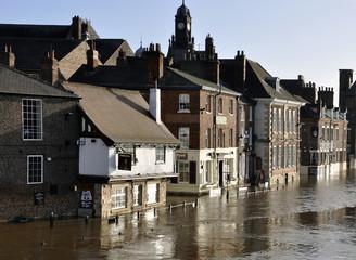 City of York floods