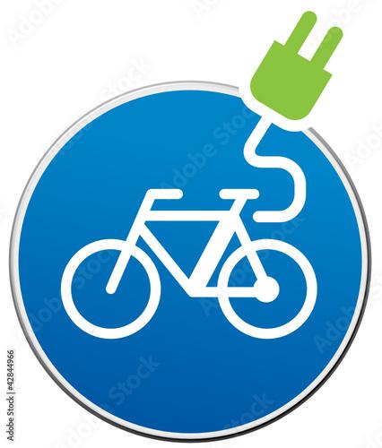 Schild e-bike - 42844966