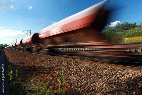 le fret ferroviaire