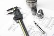 Measuring machining tools - 42849326