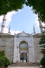Selimiye Mosque,Main Gate of Atrium