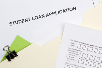Student Loan Application