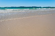 Whitsundays Island white beach, Australia