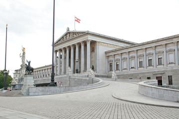 Wien, Parlament