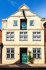 Fachwerk in Lüneburg