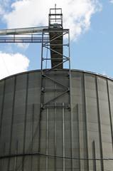silo en ville