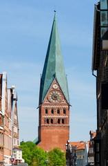 Johanniskirche in Lüneburg