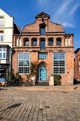 Fachwerkhaus in Lüneburg