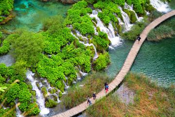 Plitvitzer Seen, Kroatien