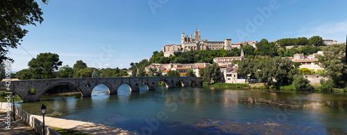 Katedra św Nazaire i Pont Vieux, Béziers