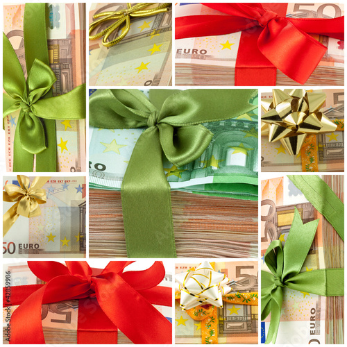 argent cadeau