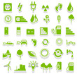 Green Energy Stickers
