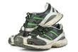 Leinwandbild Motiv Pair of worn sneakers