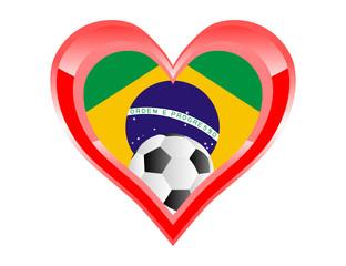 piłka nożna i brazylia