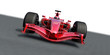 f1 racer frontal